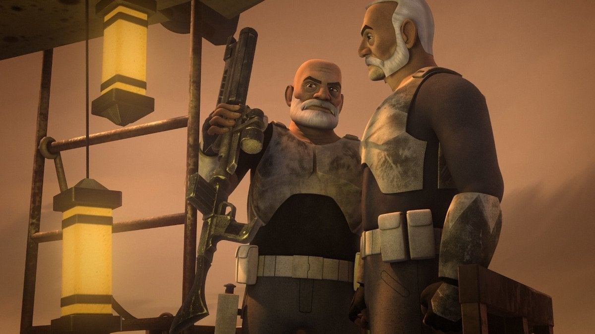 Star Wars Rebels The Lost Commanders Rex