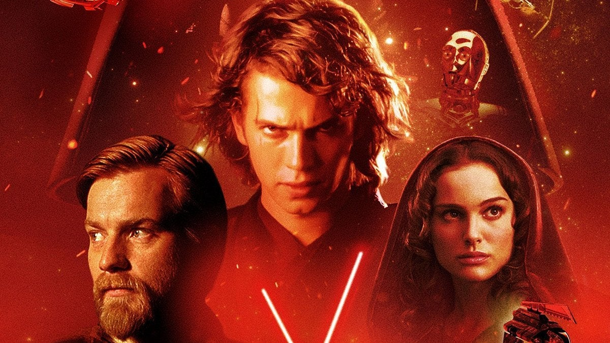 star wars revenge of the sith 2005