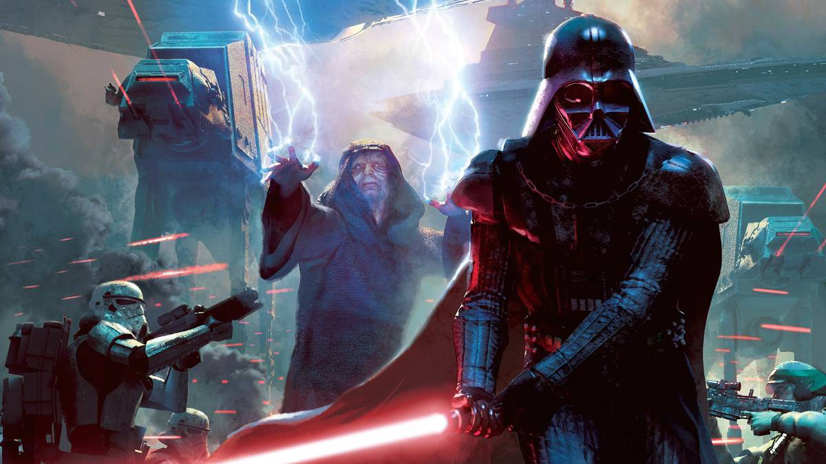 Star Wars Sith Lords Rule of Two Retcon