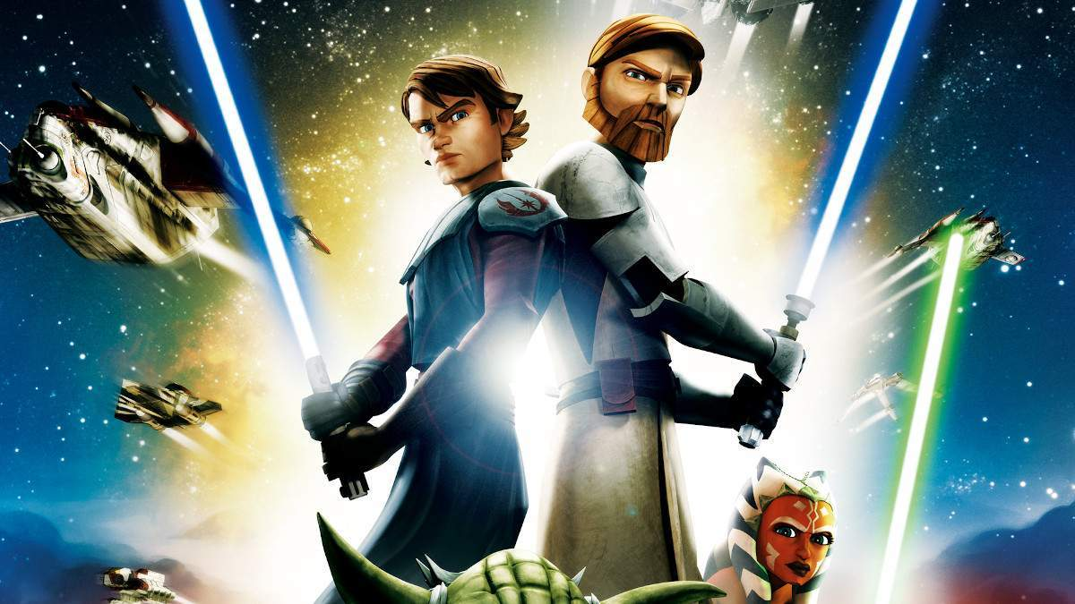 Star Wars The Clone Wars Movie