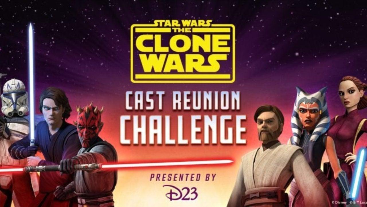 Star Wars The Clone Wars Cast Reuniting For Livestream Event
