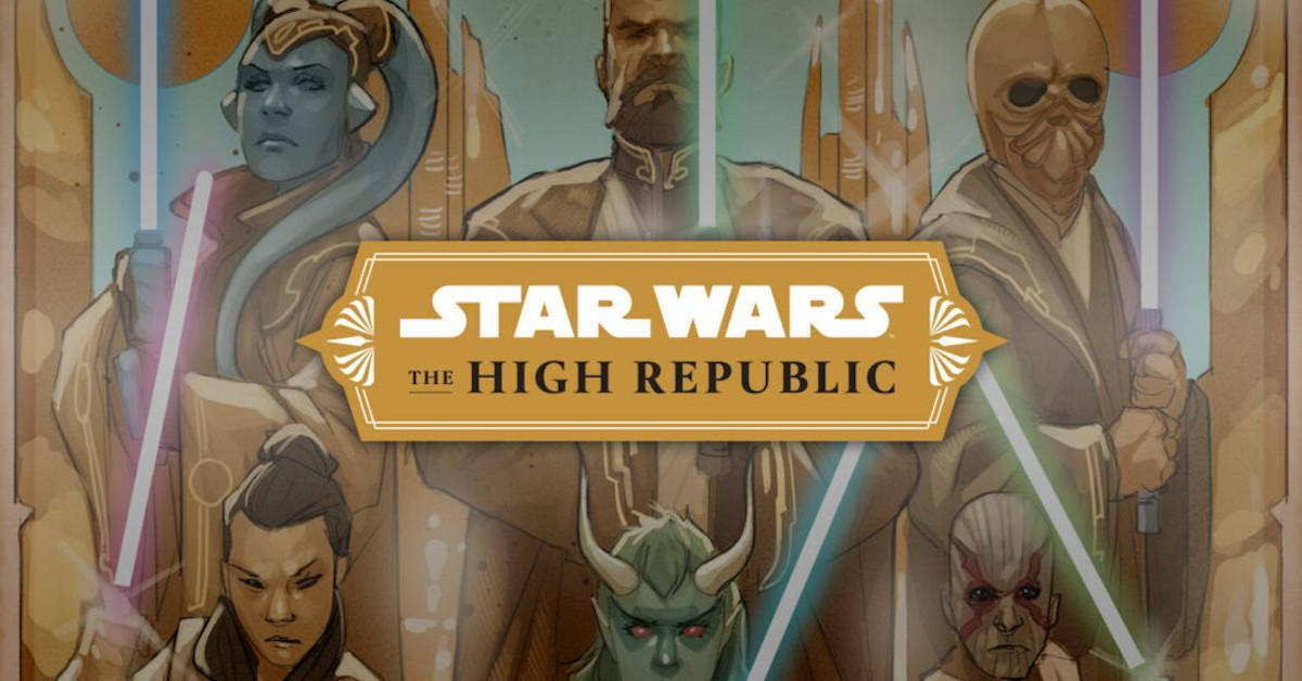 Star Wars The High Republic Delayed