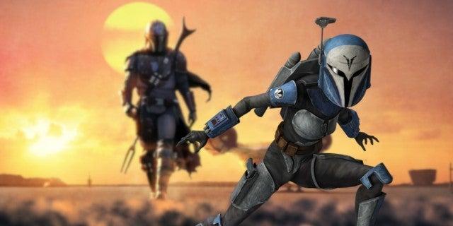 Star Wars The Mandalorian Katee Sackhoff Cast Bo-Katan Kryze
