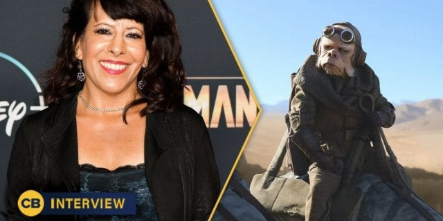 Star Wars: The Mandalorian's Misty Rosas Details Her Journey From Congo to Kuiil