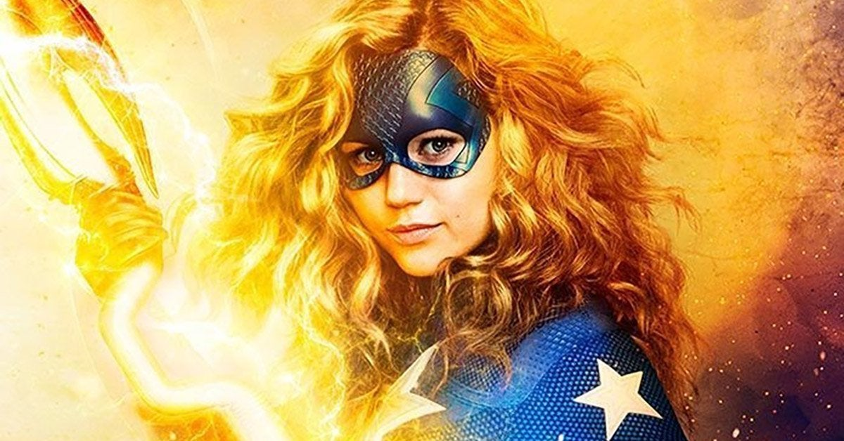 stargirl character posters the cw