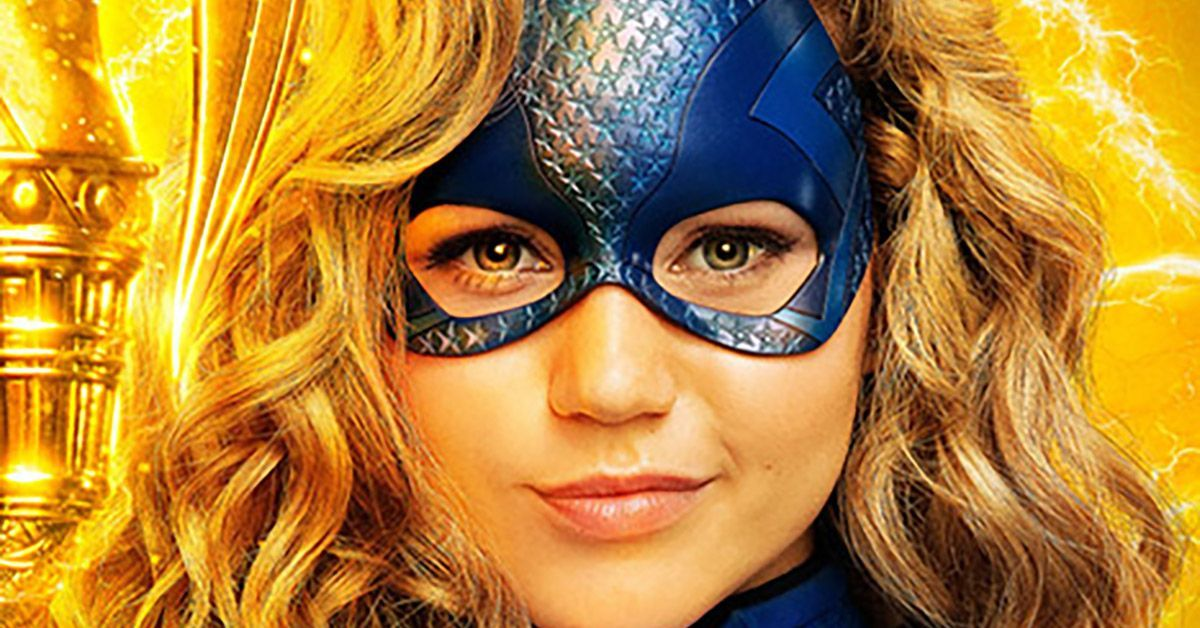 stargirl posters the cw