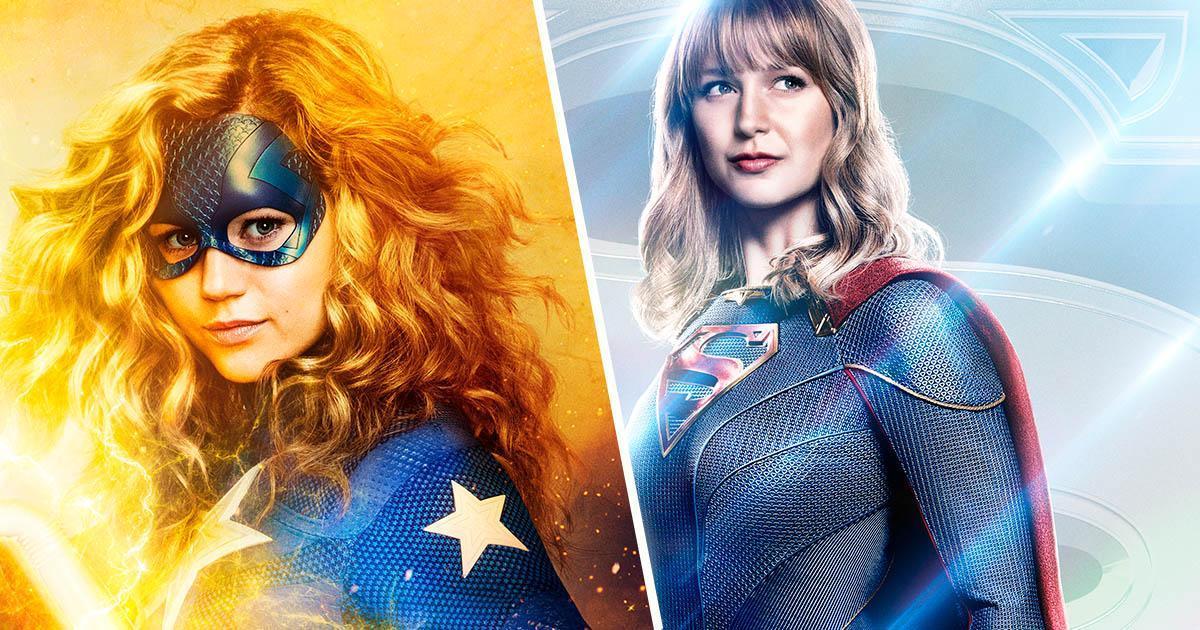 stargirl supergirl the cw