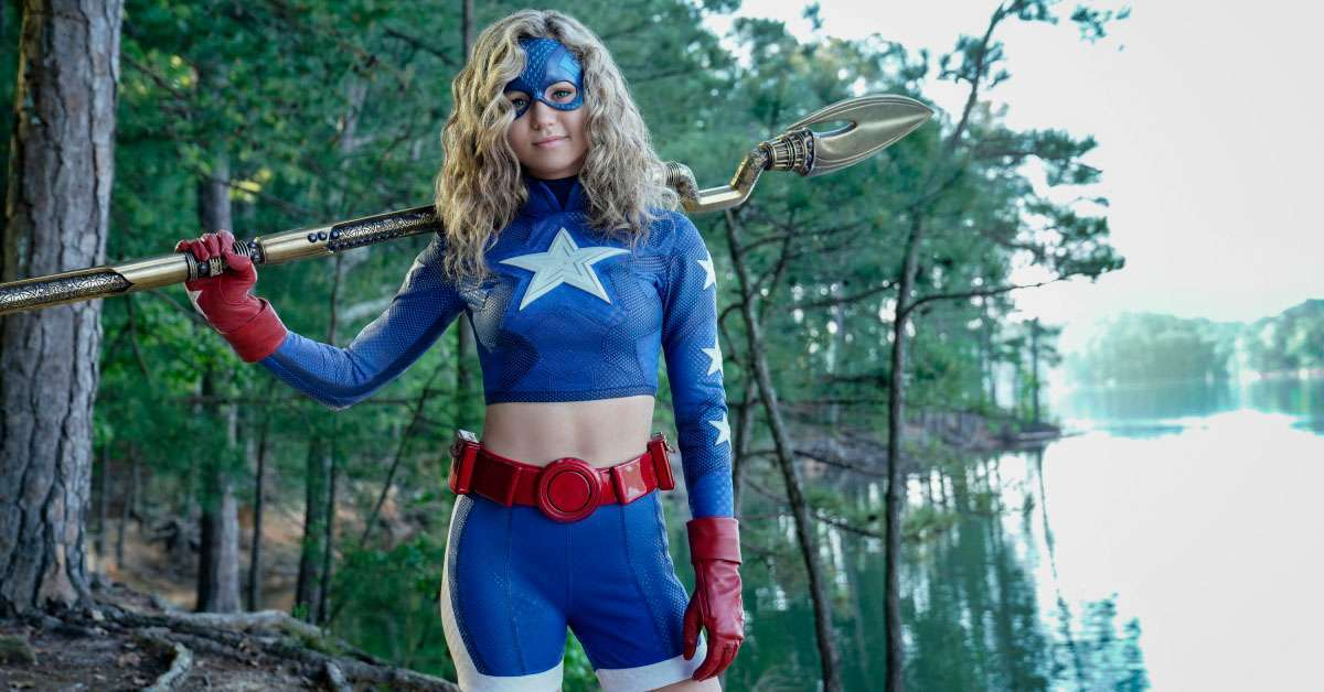 stargirl the cw icicle photos