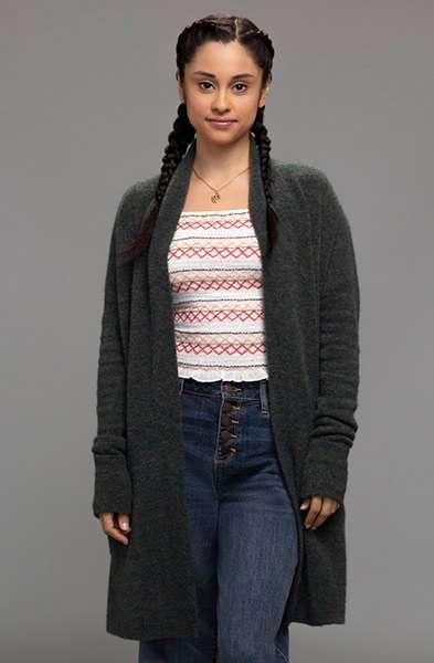 Stargirl Yvette Monreal as Yolanda Montez