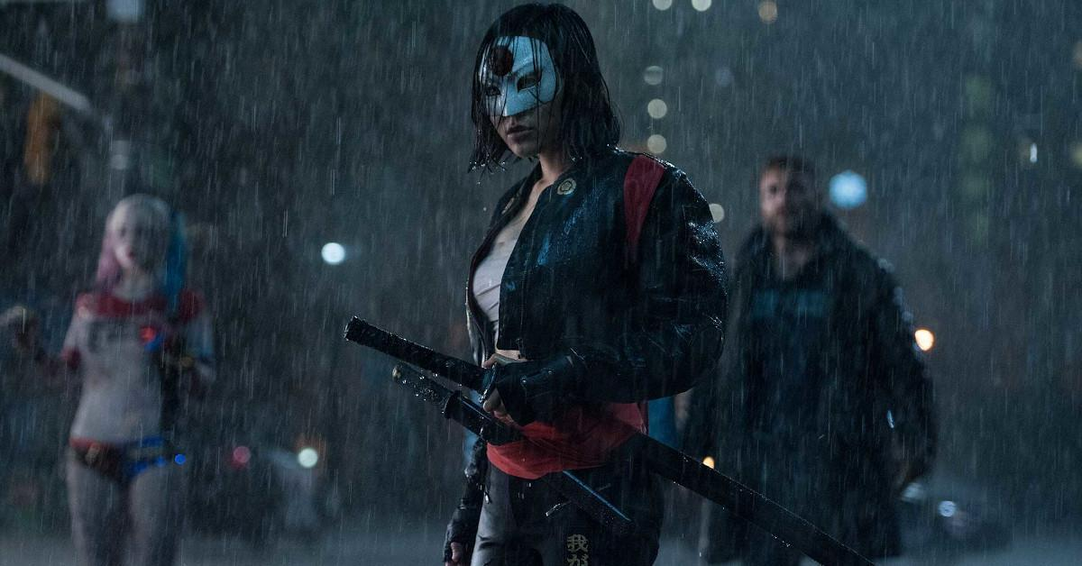 Suicide Squad Movie Katana
