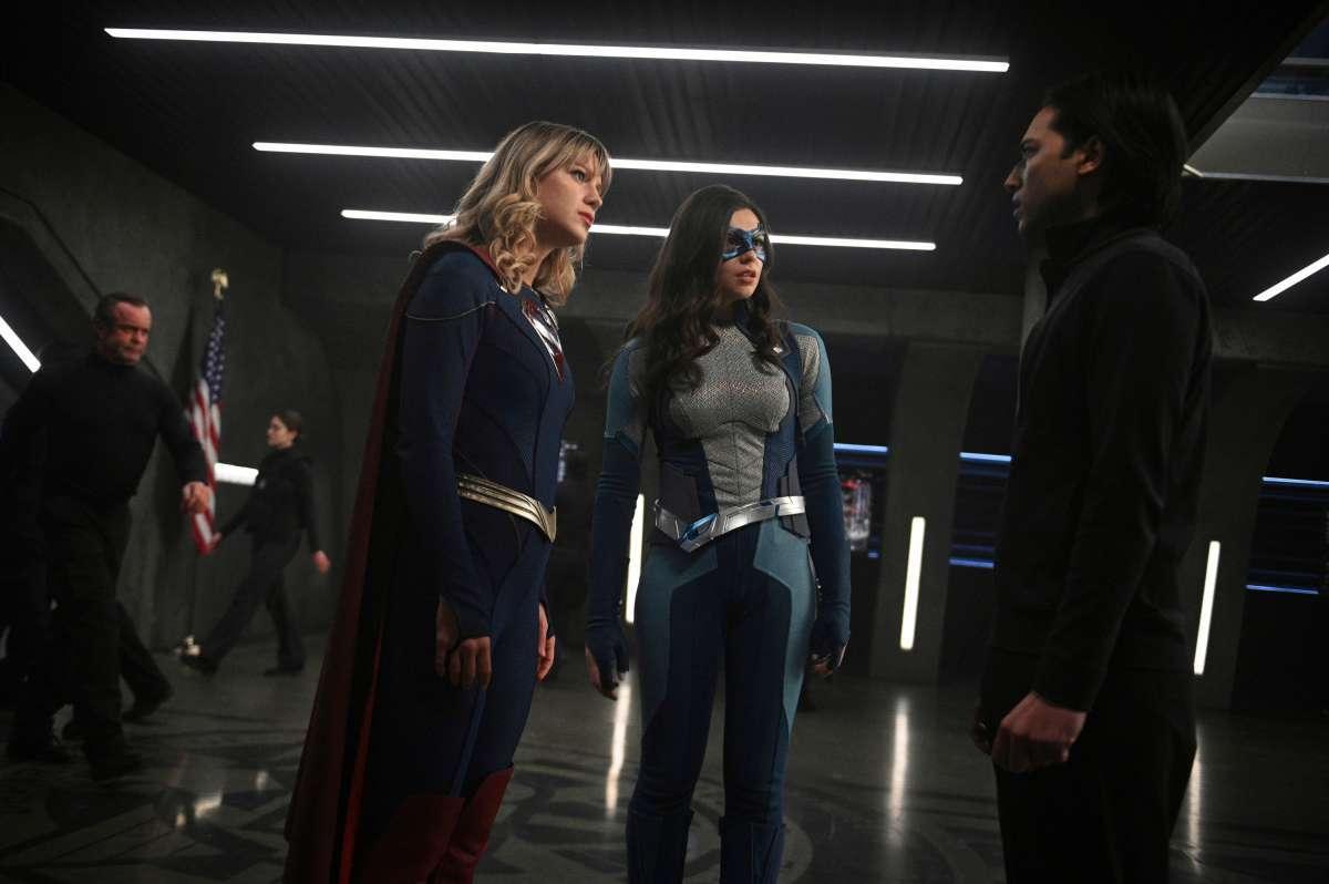 Supergirl 5x18 2