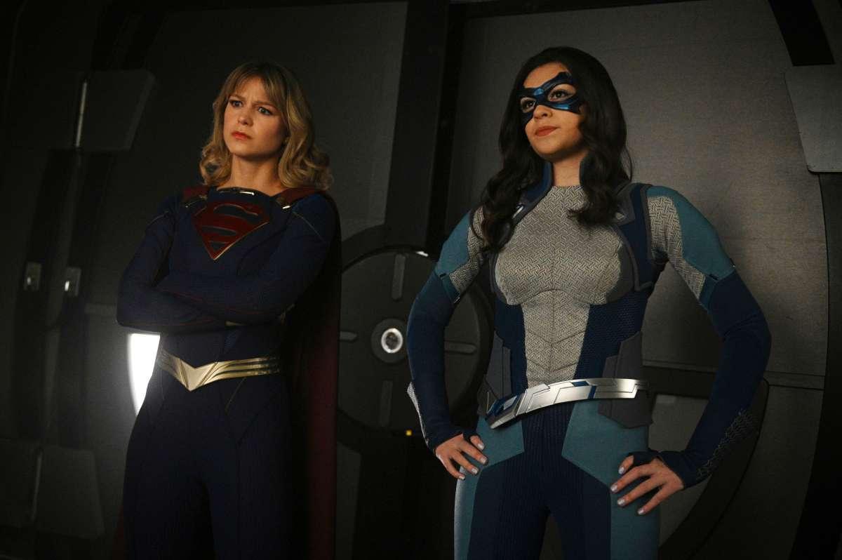 Supergirl 5x18 5