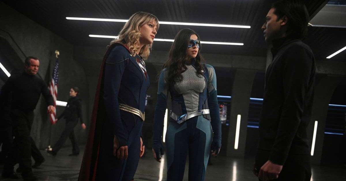 supergirl season 5 cliffhanger