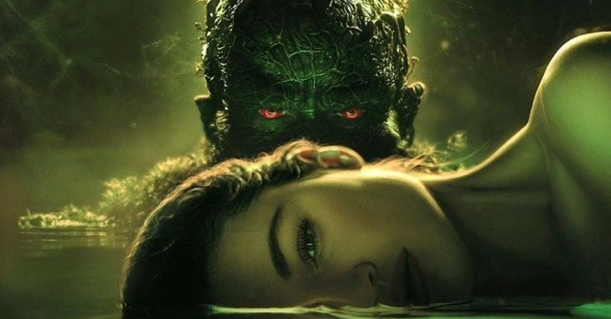 swamp thing cw poster 2020