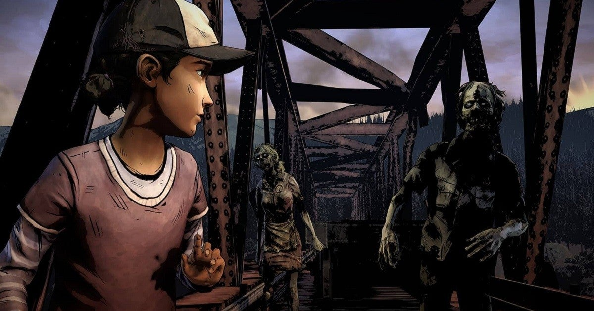Telltale The Walking Dead Season 5