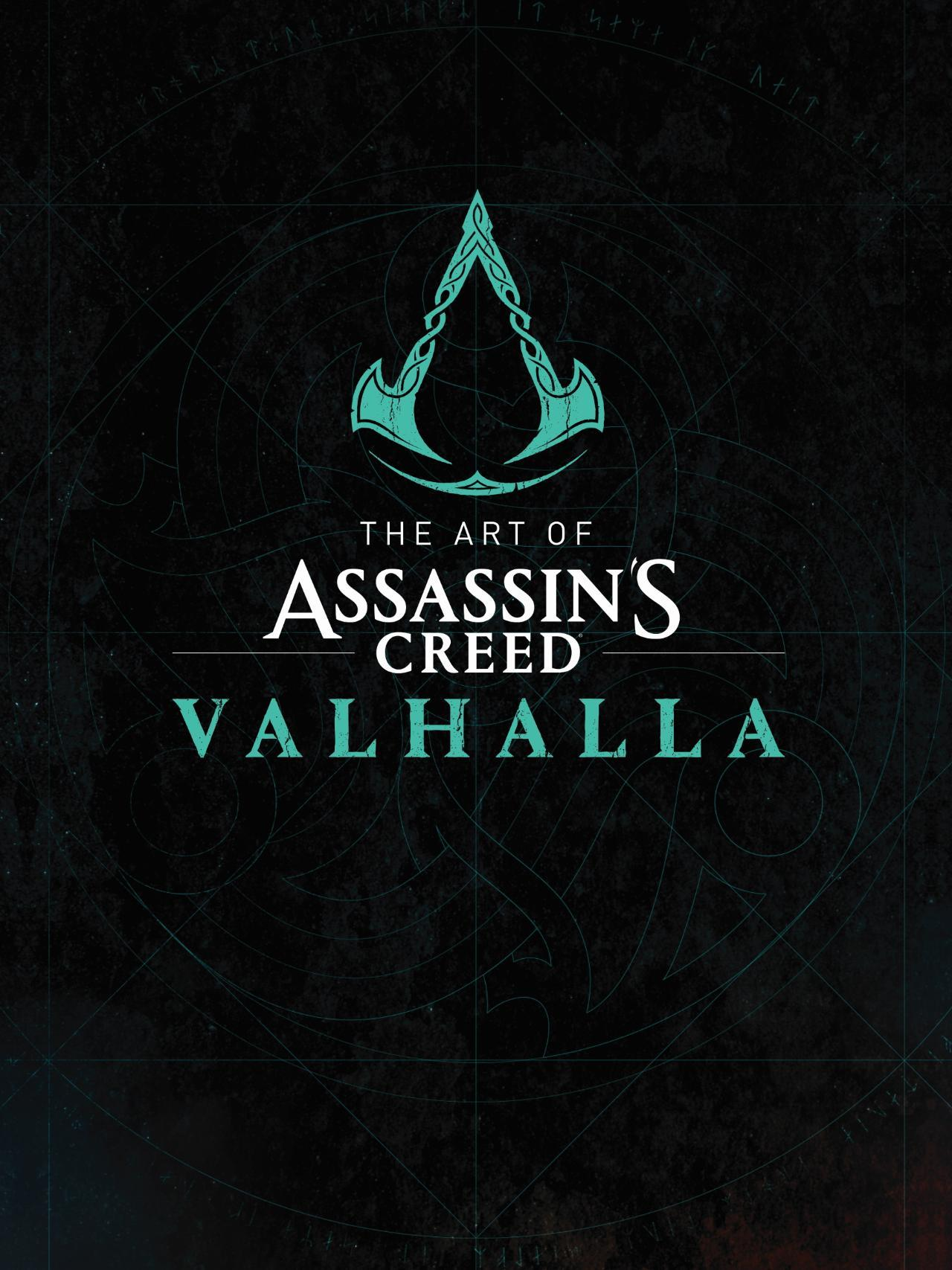 a arte de assassins creed valhalla capa