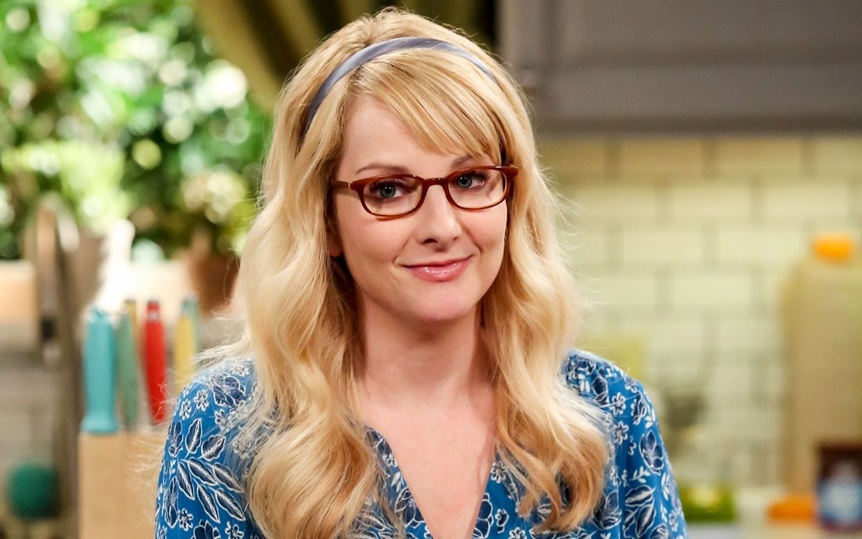 the big bang theory bernadette melissa rauch