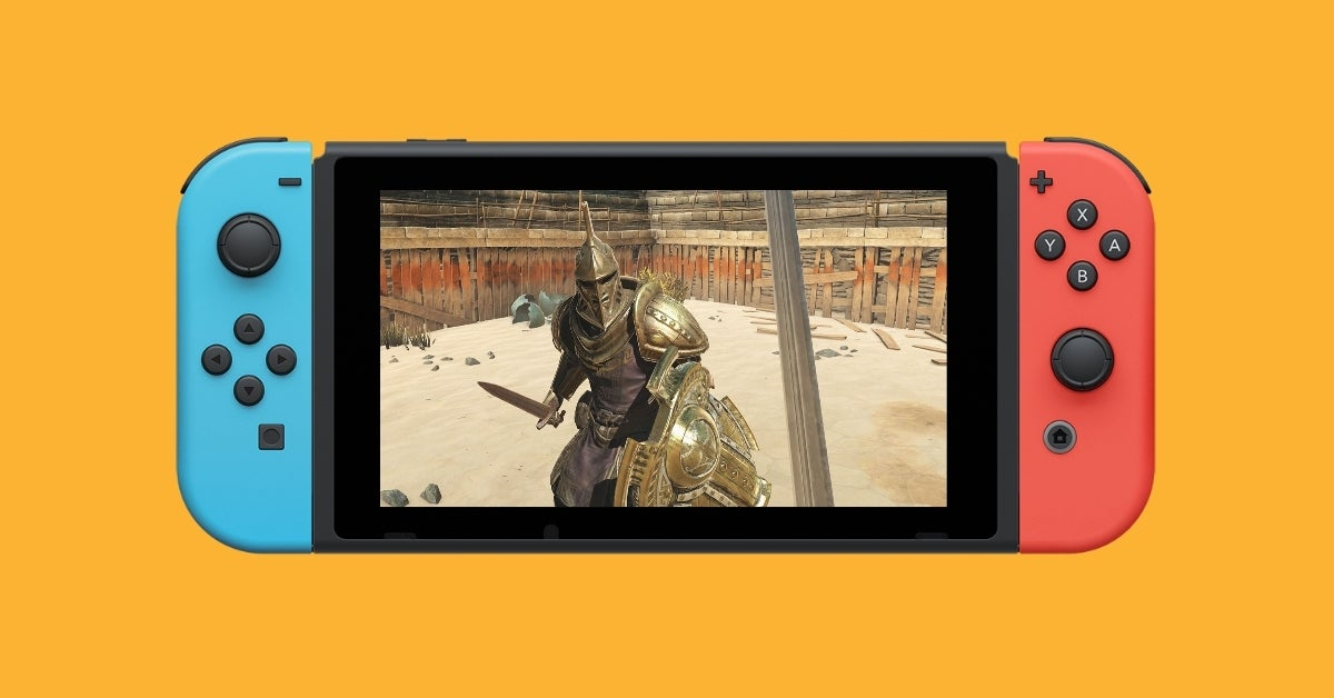 the elder scrolls switch