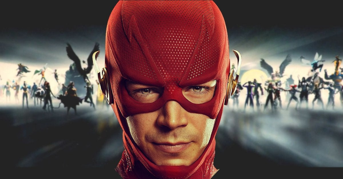 The Flash Robbie Amell New DC Movies Role Casting