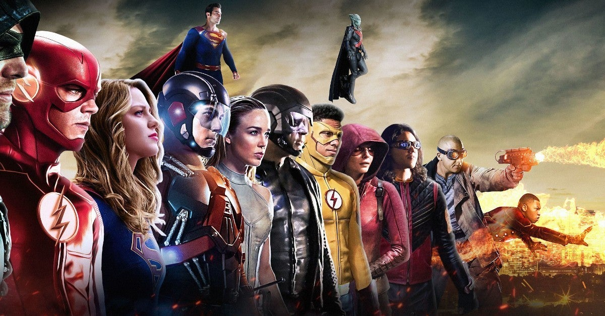The Flash Robbie Amell Returning Characters Problem
