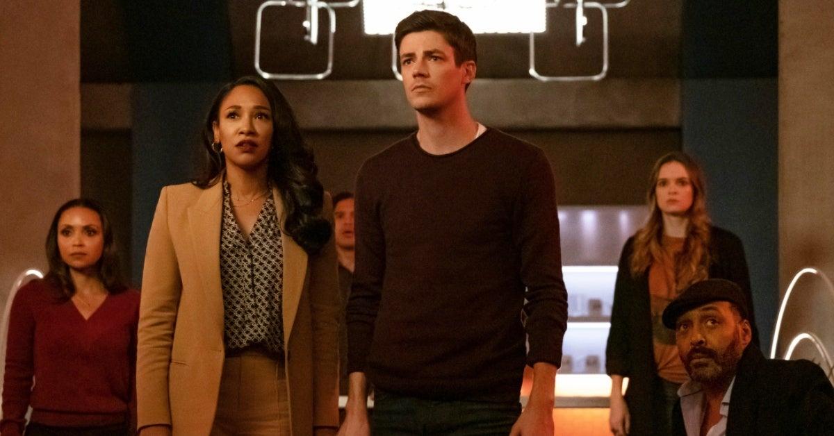 the flash season 6 season 7