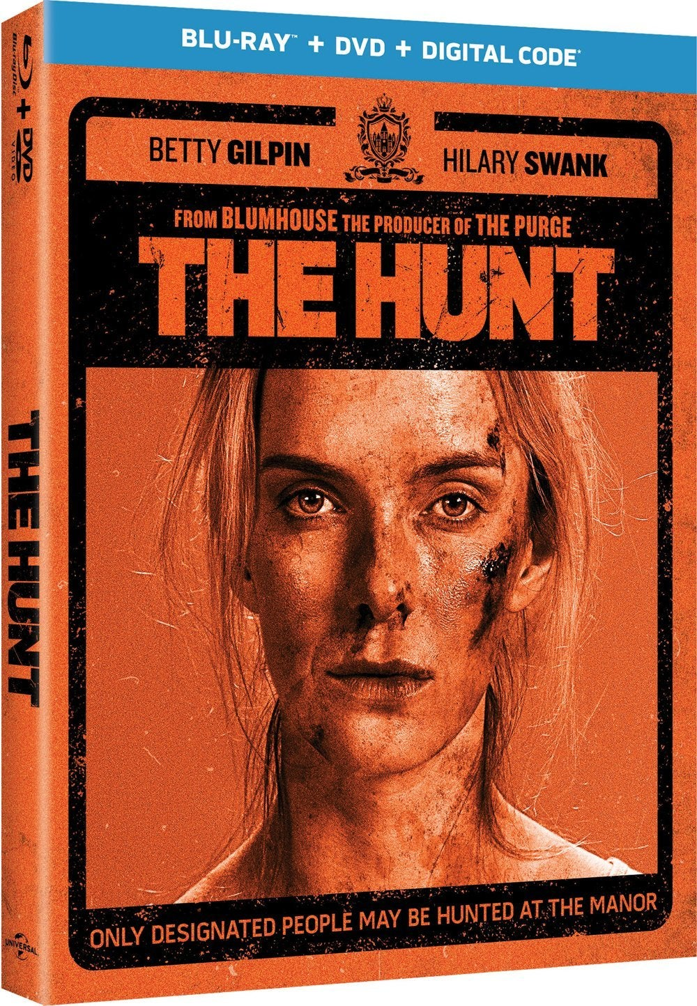the hunt movie blu ray cover