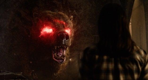 The New Mutants Dani Moonstar Demon Bear