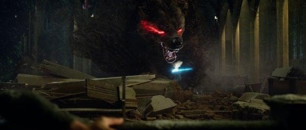 The New Mutants Magik Demon Bear