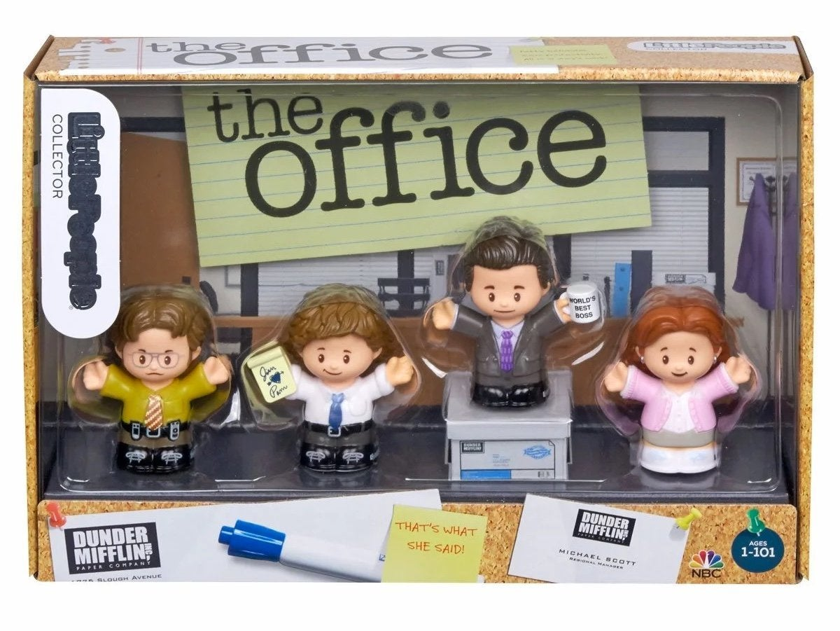 the-office-little-people-figure-set