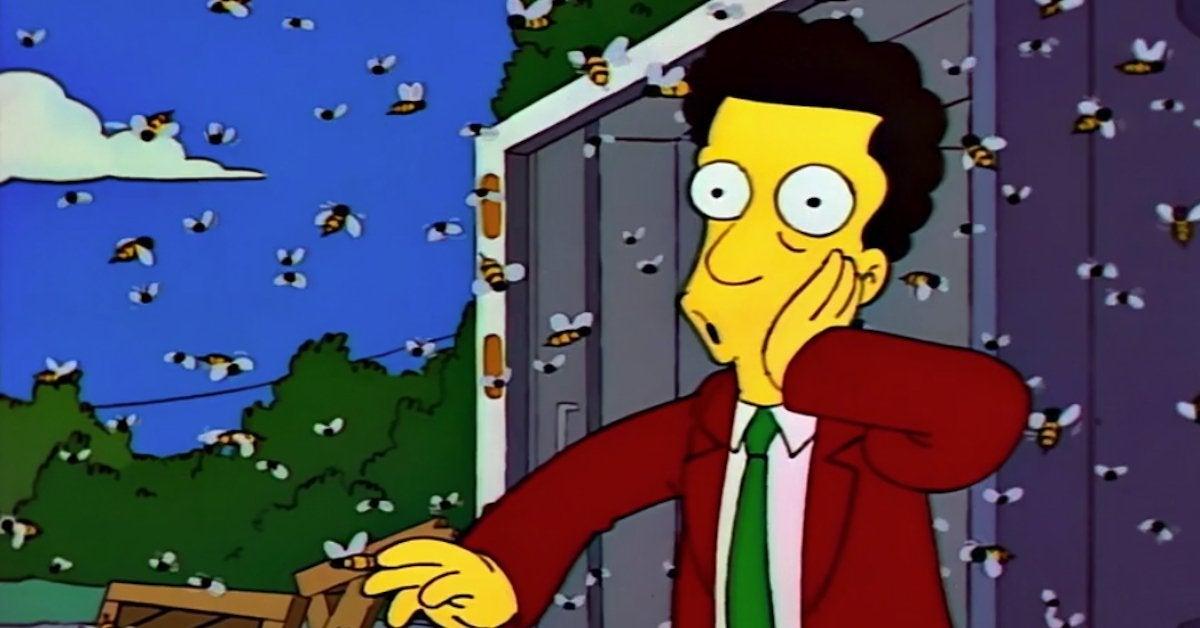 The Simpsons Predictions Coronavirus Pandemic Killer Hornet Bees 2020