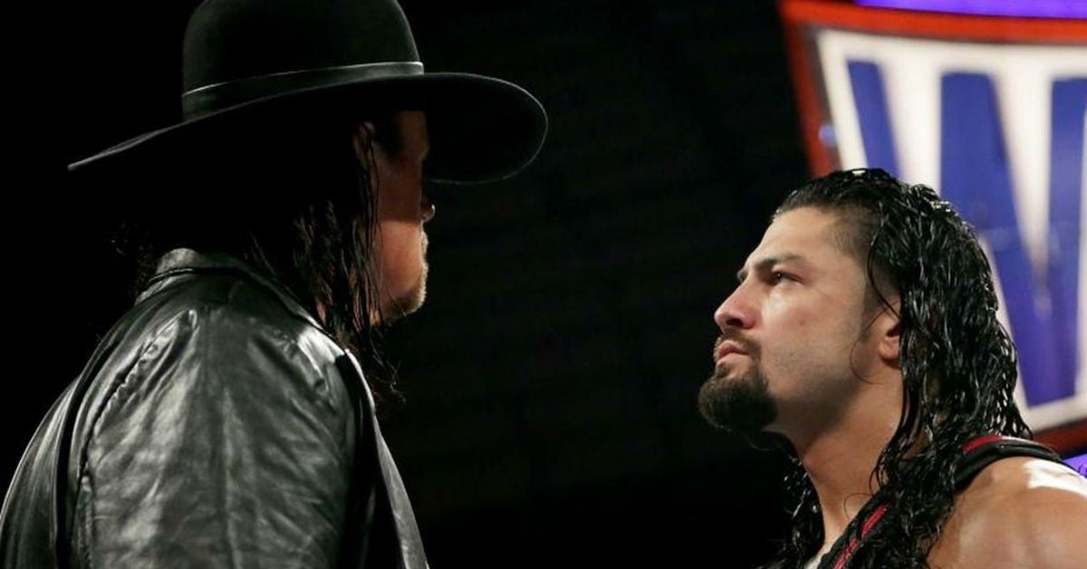The-undertaker-roman-reigns-wwe