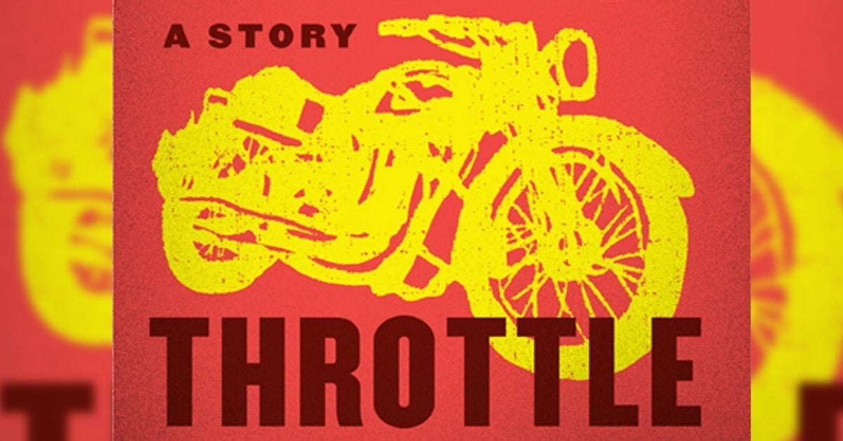 throttle novella cover stephen king joe hill