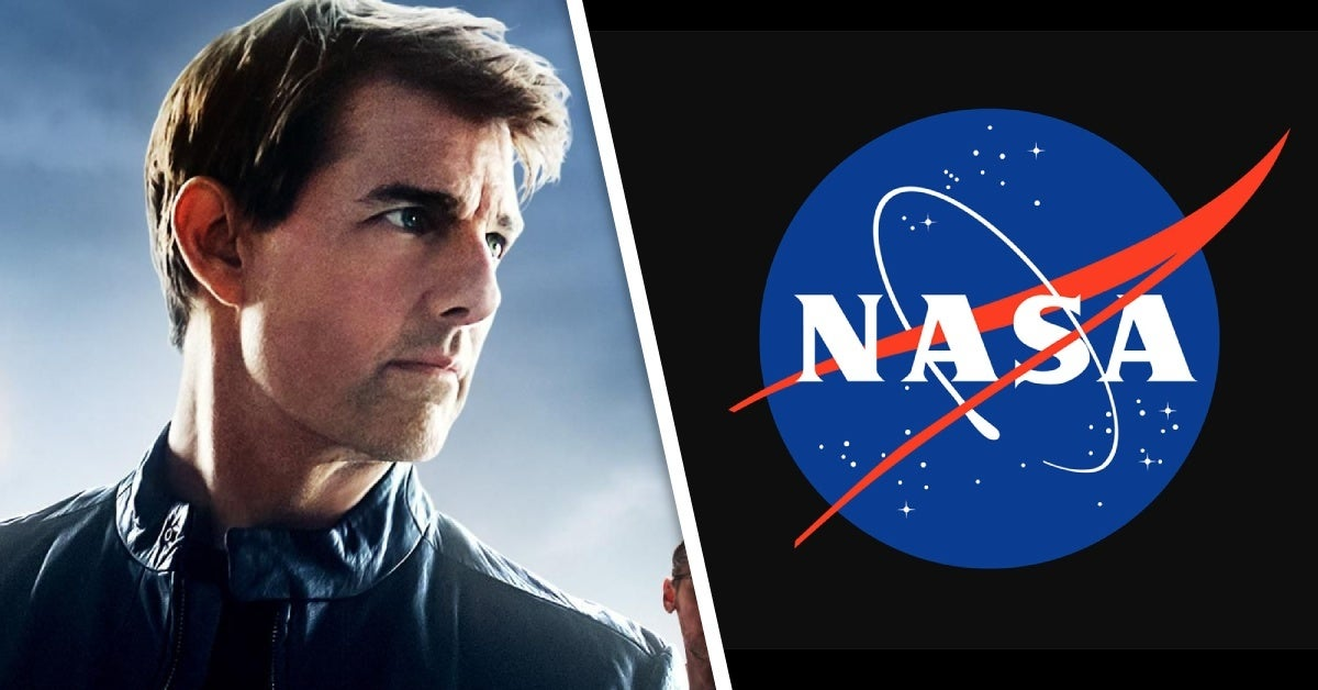 tom cruise movie space nasa