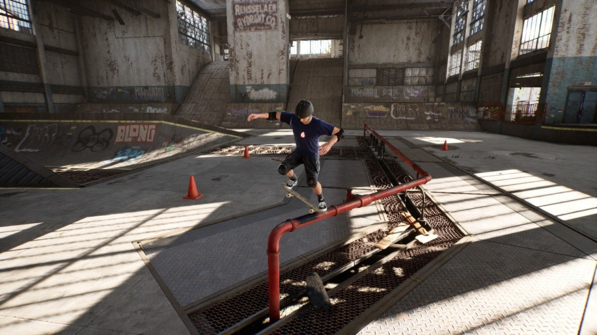 tony hawk pro skater 1 2 screenshot 5