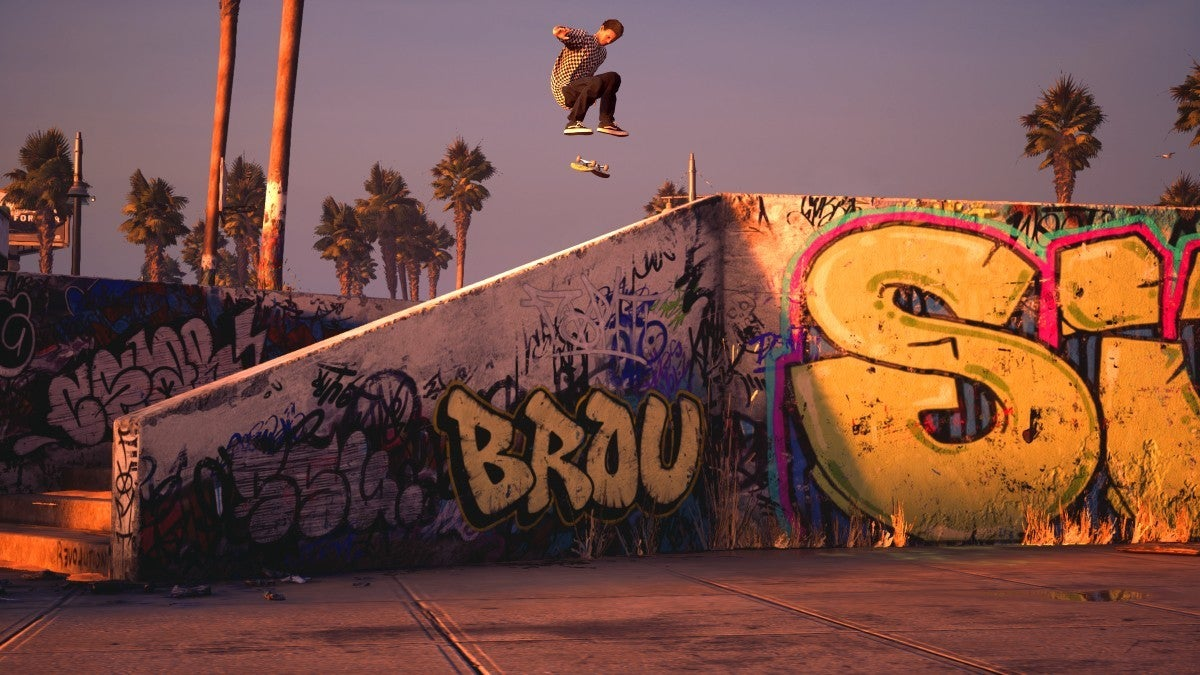 tony hawk pro skater 1 2 screenshot 8