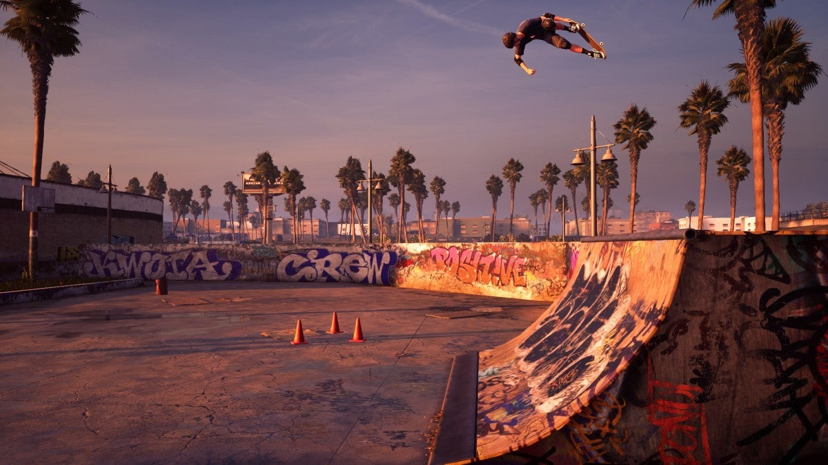 tony hawk pro skater 1 2 screenshot 9