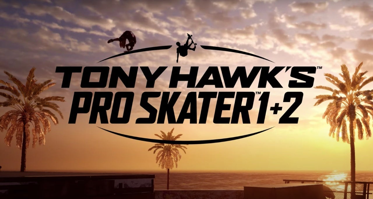 tony hawks pro skater remastered