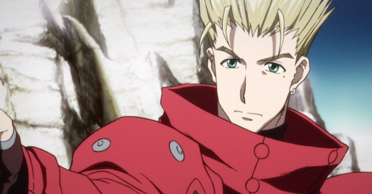 Trigun Anime
