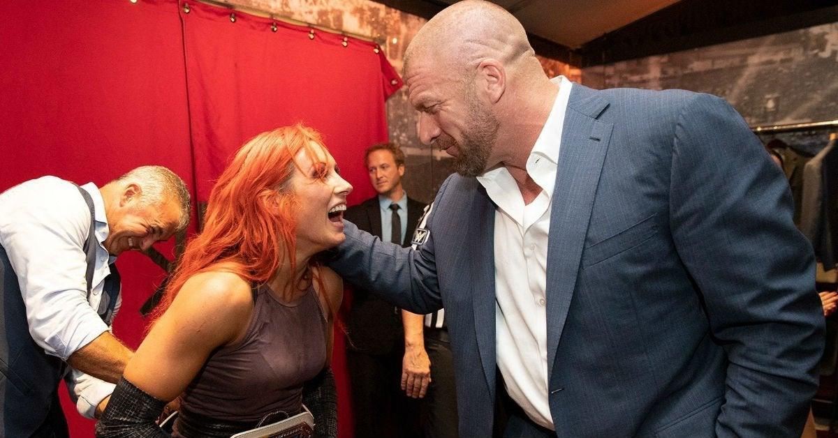 Triple-H-Becky-Lynch-WWE