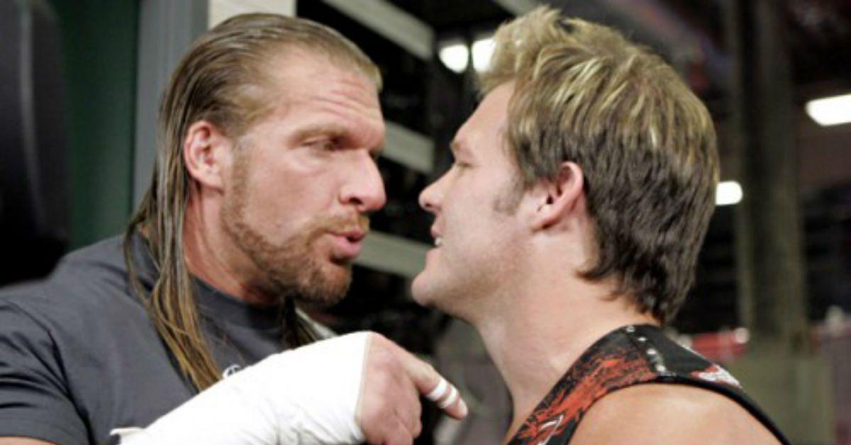Triple-H-Chris-Jericho-WWE-AEW