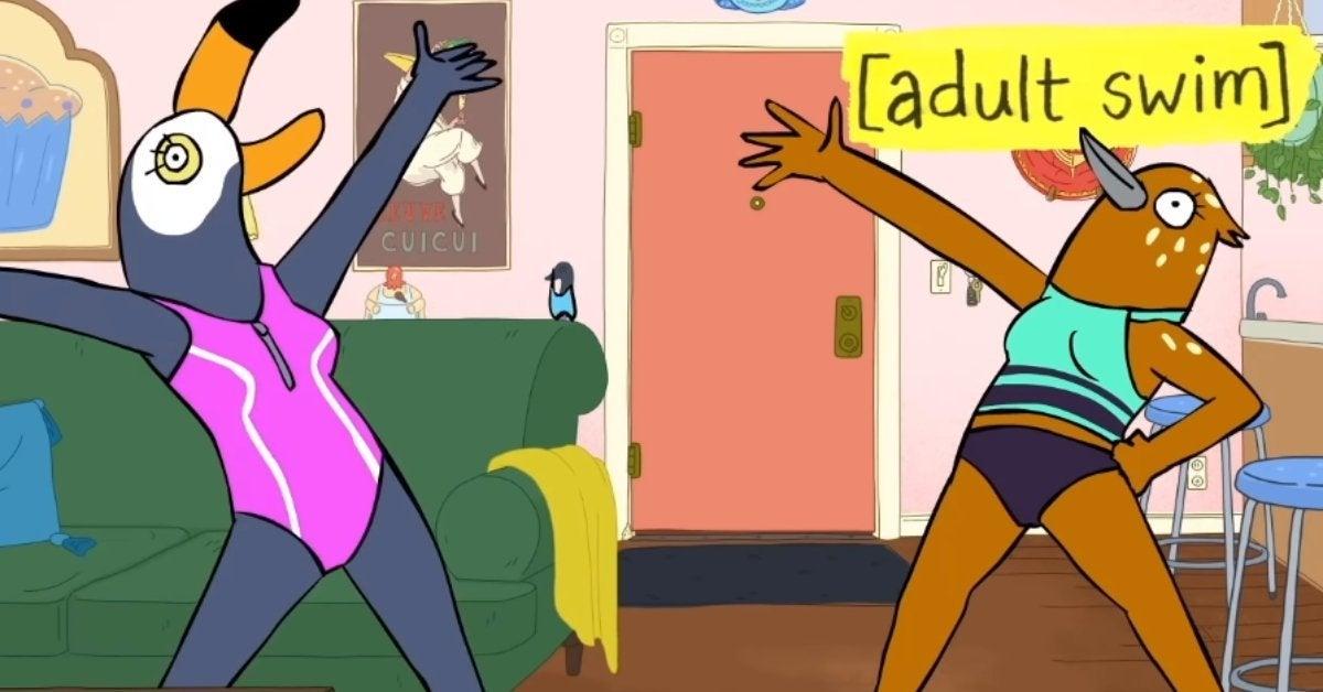 Tuca and Bertie Season 2 Adult Swim