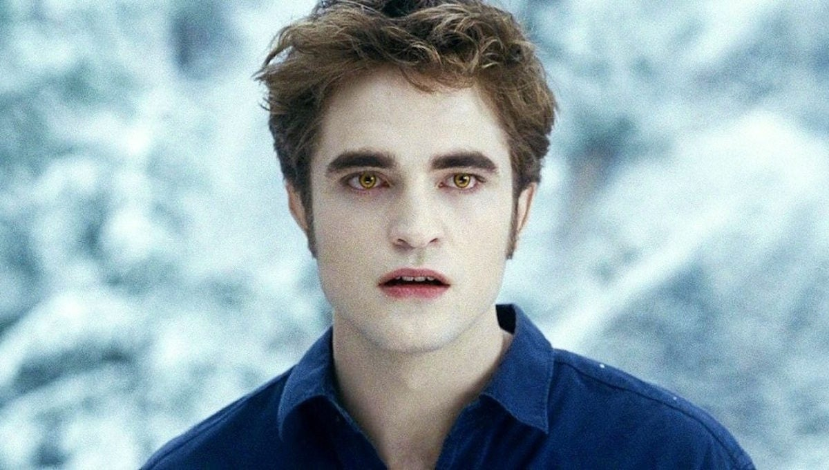 twilight edward robert pattinson