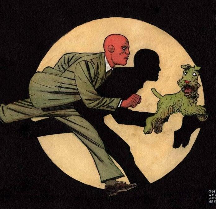 Walta - Vision after Tintin