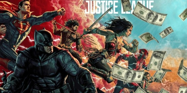 Warner Bros Spending 20  30 million Justice League Snyder Cut