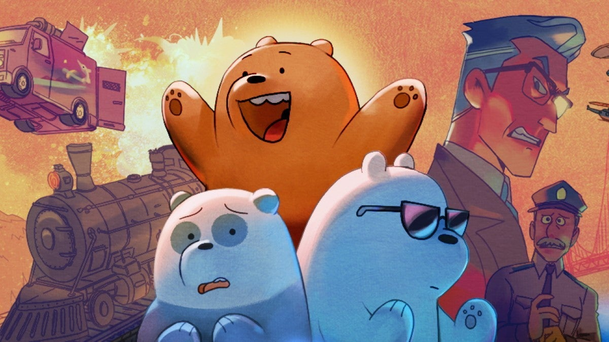 we bare bears the movie key art new cropped hed