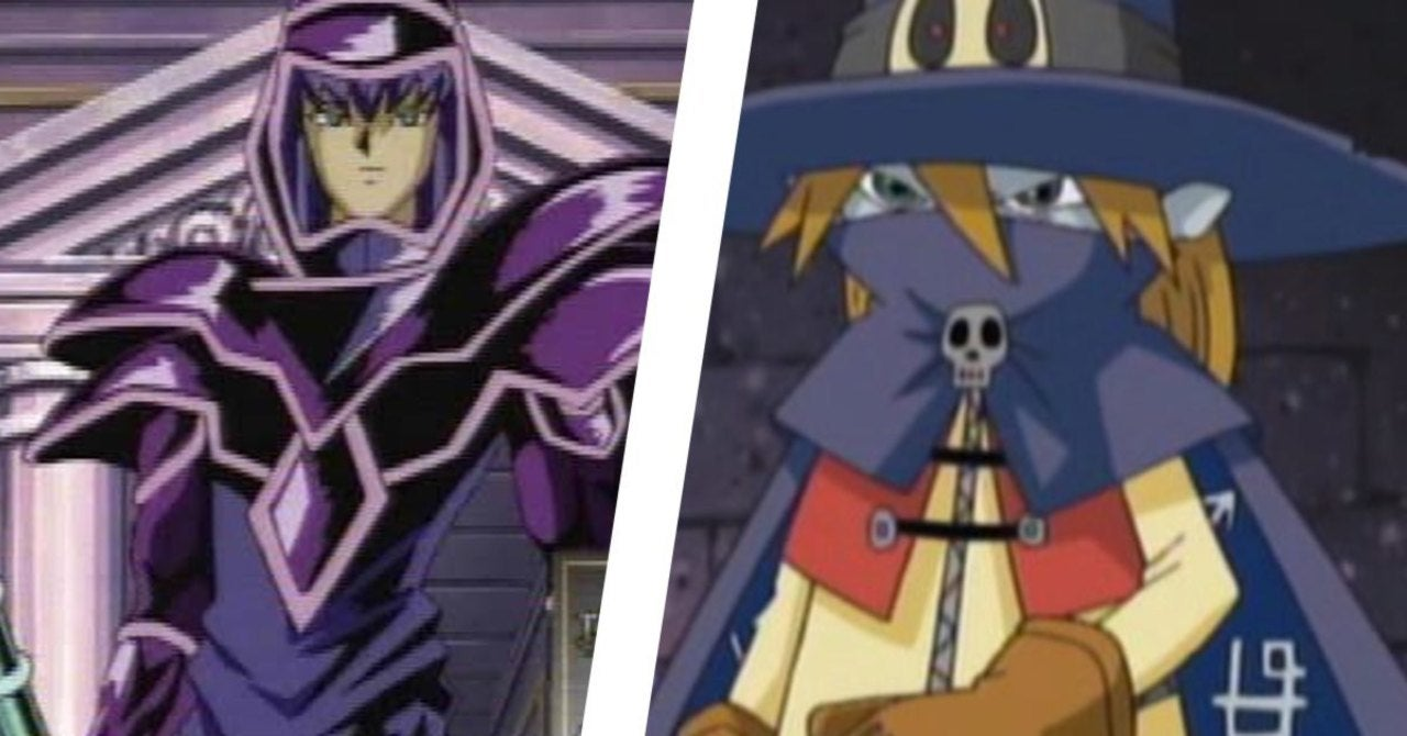 Digimon Meets Yu-Gi-Oh with This Dark Magician Mash Up