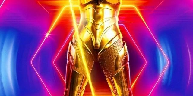 Wonder Woman 1984 Golden Armor Lasso Truth Photo Image