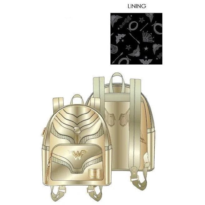 wonder-woman-gold-armor-loungefly-backpack