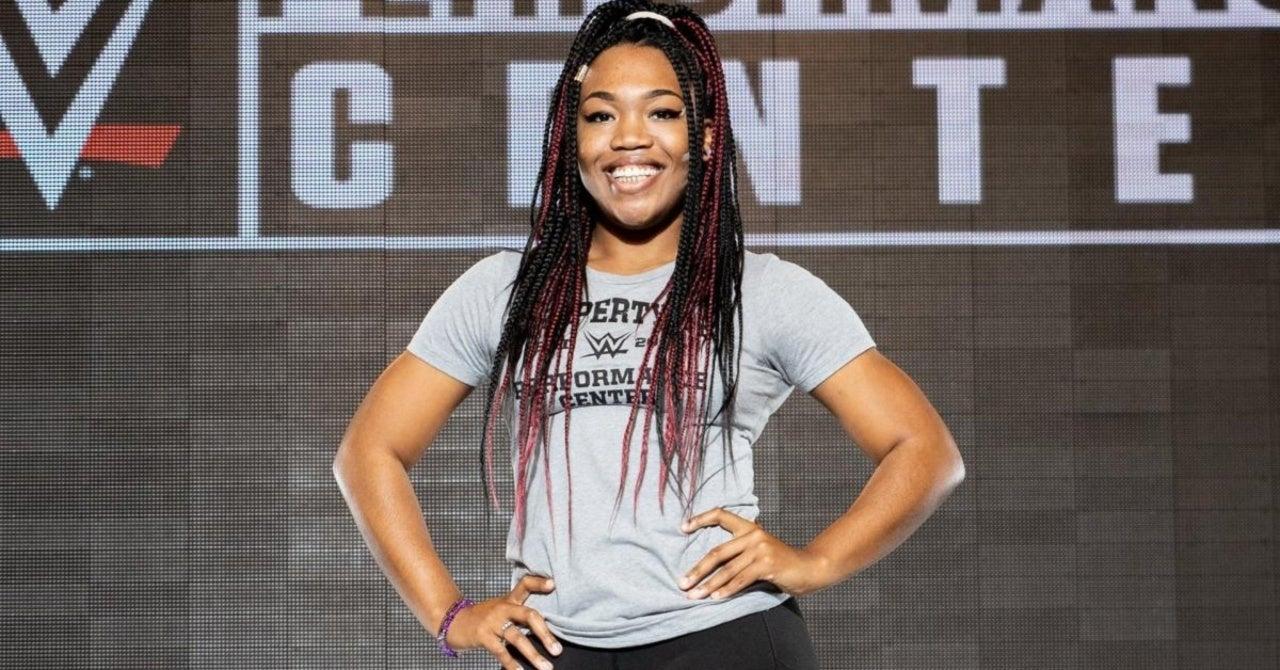 WWE Referee Aja Smith Comments On Reffing Her Boyfriend's NXT Match