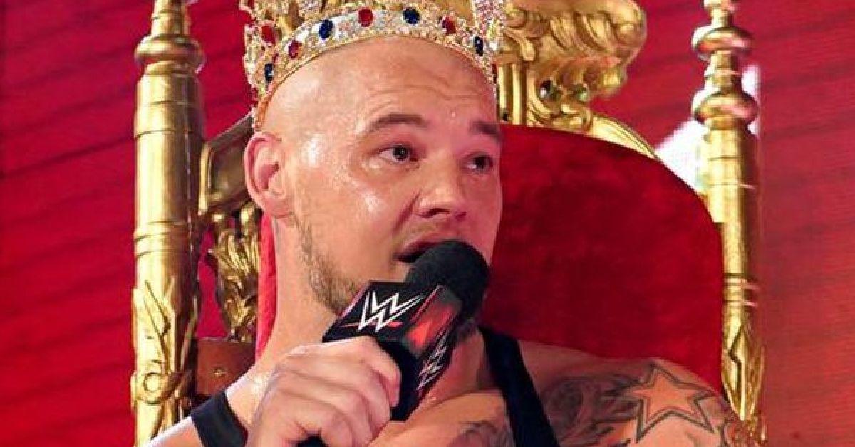WWE Baron Corbin King of the Ring